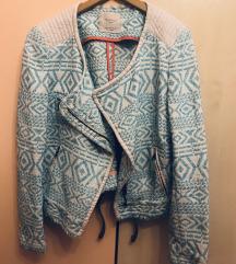 Plava jaknica Zara