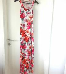 Pro Piu Grande duga cvetna haljina