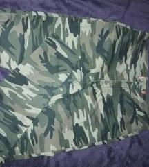 Vojnicke maskirne pantalone
