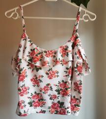 Cvetna majica na bretele (New Yorker)