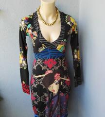 Desigual haljina XS kao NOVA