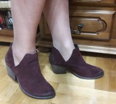 STEVE MADDEN violet cipele sa otvorima NOVE 7,5M