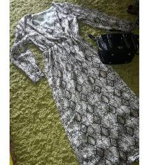 Zmijska haljina dugacka, top. 🐍