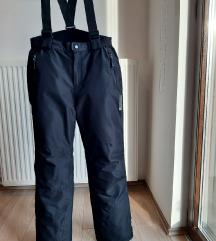 Decije ski pantalone NORTH VILLE 146/152 kao Nove
