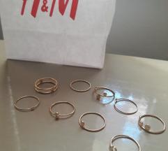 H&M prstenje
