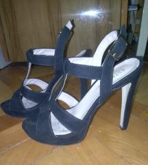 Italijanske kožne sandale povoljno