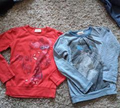 2 Contrast bluze