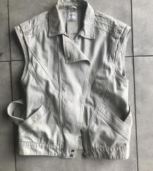 Bershka teksas jakna-prsluj
