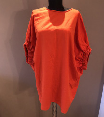 Zara narandzasta tunika