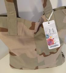 RASPRODAJA Nova military torba, sa etiketom