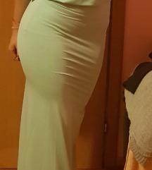 Duga mint haljina