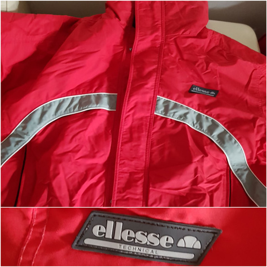 %%7.000-Elesse ski jakna, original