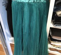 h&m trend plisirana suknja