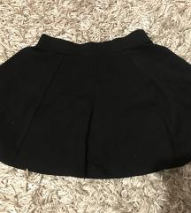 Duboka suknja A kroja