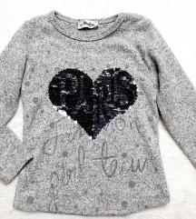 Koncana bluza/džemper vel.4-5