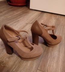 Cipele platforma br.36