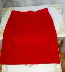 Nova suknja sa prslukom