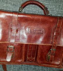 Manual poslovna torba braon