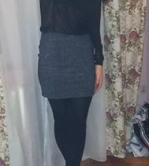 Prelepa sljokicasta suknja
