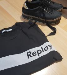 Replay majica s i espadrile 39