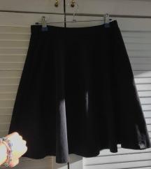 SUPERDRY | crna suknja