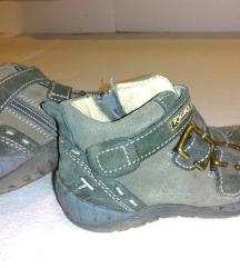 Akcija 450!Polino cizmice/cipelice 25,ug 16,3cm