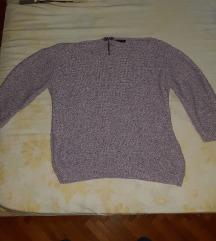 Džemper boje lavande