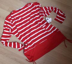 DANAS 299 Bluzica na prugice ✿**✿M/L NOVO
