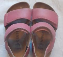 Grubin roze sandale na cicak za devojcice, br. 26