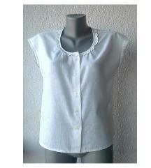bela bluza košulja br 40 MODEN