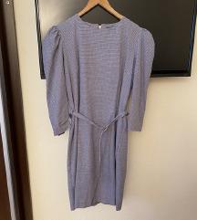 Ballary original  zenska haljina sa puf rukavima