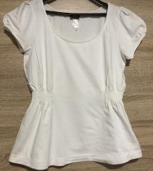 Bela H&M majica