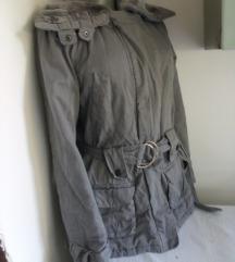 Colours siva jakna 34/36