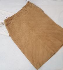 * Somotska krem suknja *