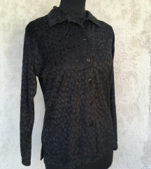 Majica sa leopard printom S M