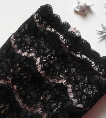 MISSGUIDED haljina od kvalitetne cipke