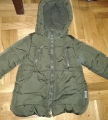 Zara dečija zimska jakna 500din
