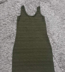 Kratka cipkasta haljina