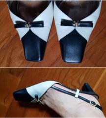 Sandro Vicari kožne sandale, original