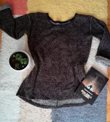 SNIŽENO Džemper sa mašnicom