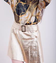 Kozna Zlatna Suknja JEAN CLAUDE JITROIS ORIGINAL