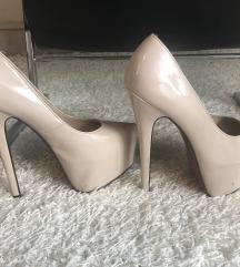 Nude cipele 38