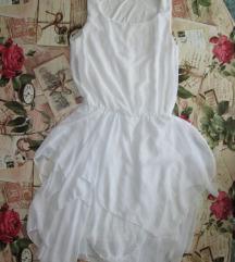 Bela haljina *KAO NOVA*