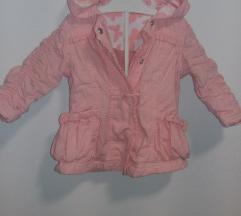 George jakna 3-6 mes roza