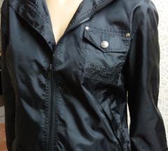 GURU italijanski crni suskavac jakna