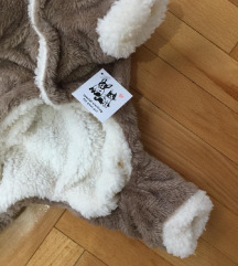 Teddy Kaputić za pse sa etiketom