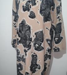 ICHI print haljina