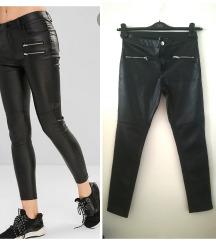 ▪️H&M Divided▪️ kozne pantalone