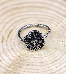 Nov Srebrni prsten - srebro 925