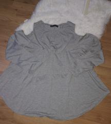 Bluzice nova prelepa sa otvorom na ramenima